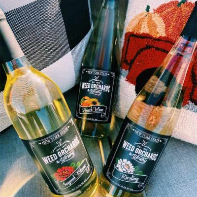 Weed Orchards Wine
